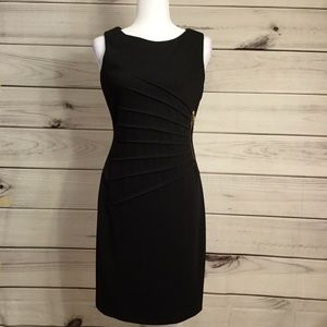 Ivanka Trump Starburst Dress Black Size 6